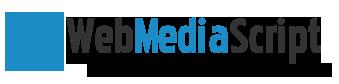 WebMediaScript - Web Media Scripts Provider